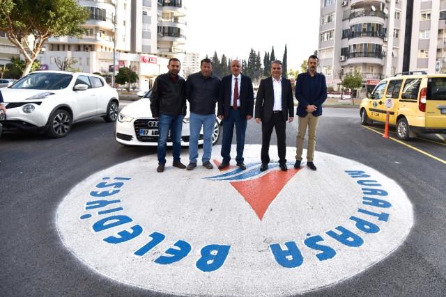 Başkan Uysal, Yeşilbahçe Mahallesi'ndeki Çalışmaları İnceledi