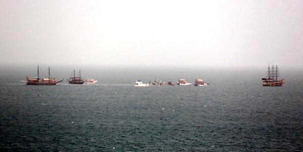 Batan Tur Teknesinin Kaptanına Tahliye