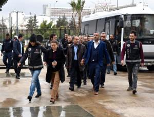 Antalya Fetö'nün Işadamı Yapılanması Adliyede