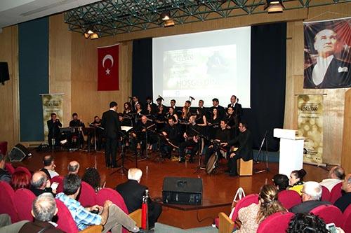 Erdal İyiöz Türküleri Antalyalıları mest etti
