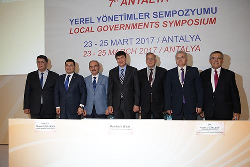 Başkan Türel yerel yönetimde inovasyonun önemini anlattı