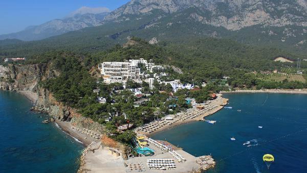 İcradan Satılık 5 Yıldızlı Tatil Köyü