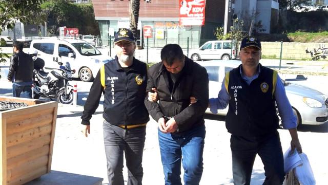 İlaçlı Meyve Suyuyla Bayıltarak 9 Kişiyi Gasp Eden Şüpheli Yakalandı