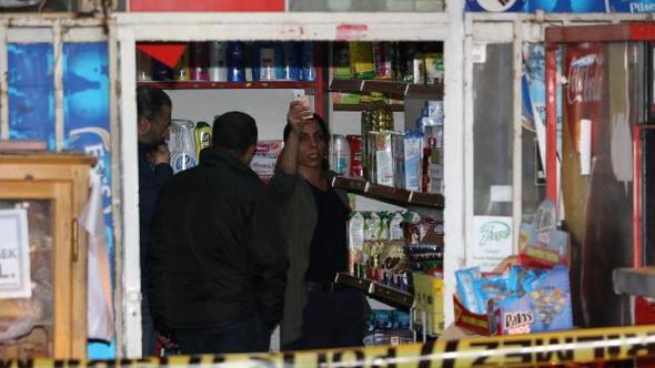 Kadın İşletmecinin Çığlığı Silahlı Soyguncuyu Kaçırttı