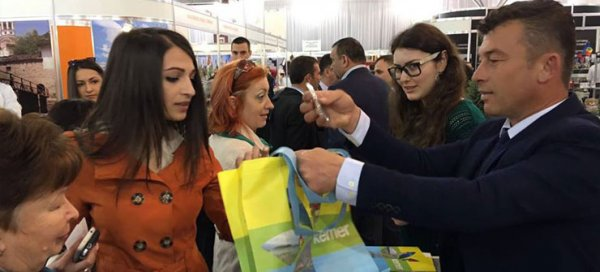 Rusya'dan Antalya'ya Giden Turist Hacmi %816 Arttı