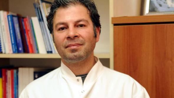 Türkiye'nin ilk gastroenteroloğu