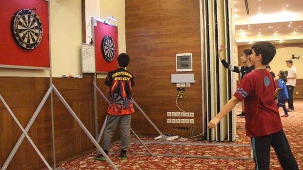 Türkiye Dart Şampiyonası 5'inci ayak müsabakaları başladı