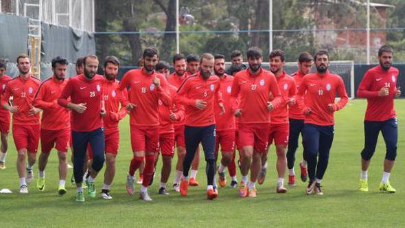 Kemerspor, Kırıkkale maçına hazırlanıyor