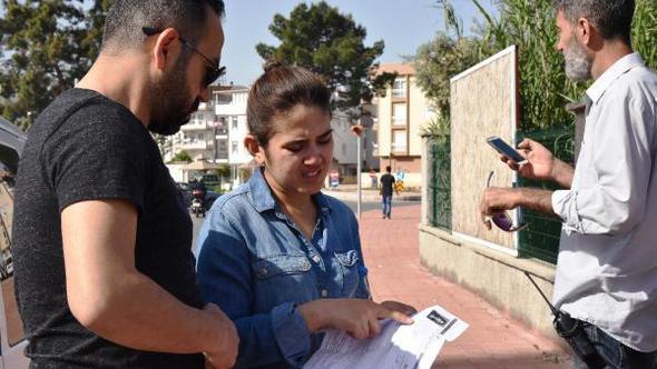 Antalya Kapkaça Uğrayan Kızı, Sınava Polis Yetiştirdi