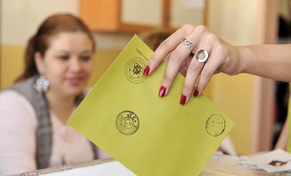 Batı Akdeniz'de 2.6 milyon seçmen