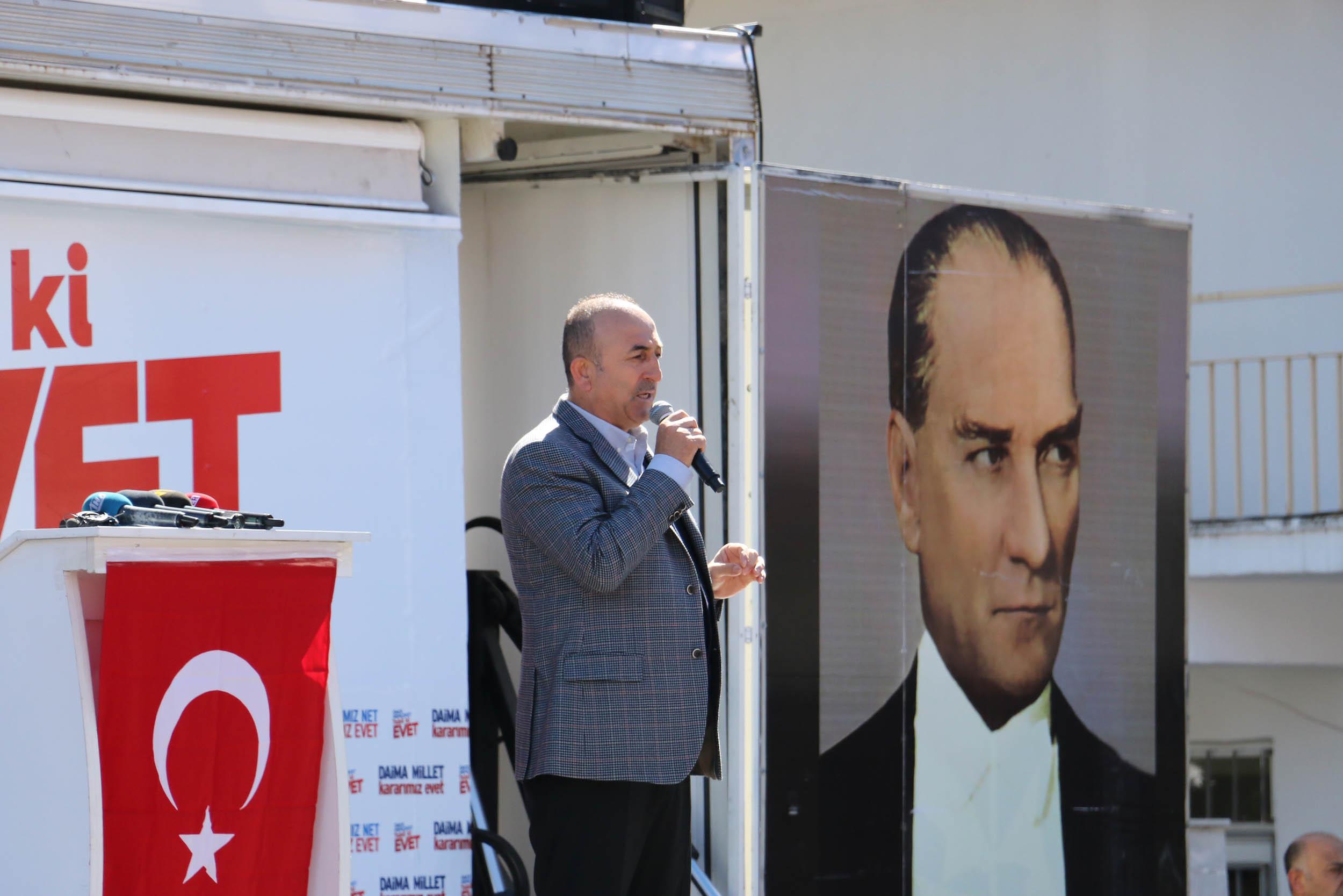 Çavuşoğlu Müjdeyi Verdi Antalya Dev Şehir Hastanesine Kavuşuyor