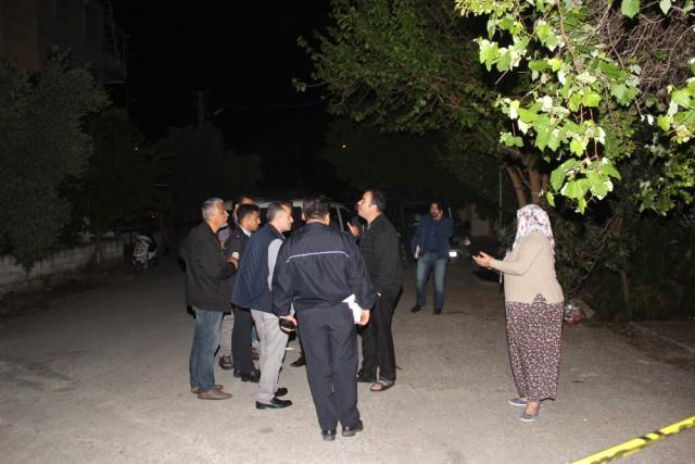 Antalya'da Korkunç Kadın Cinayeti