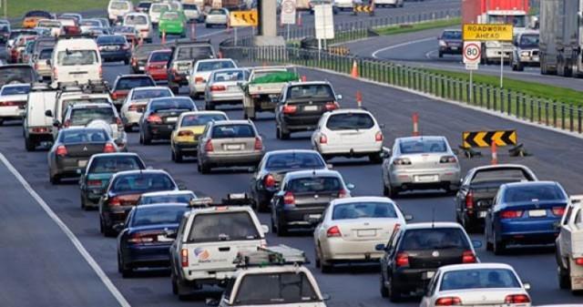 Antalya'da Trafiğe Kayıtlı Araç Sayısı 1 Milyona Yaklaştı