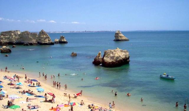 Antalya'ya Gelen Turist 3 Ayda Yüzde 27 Azaldı
