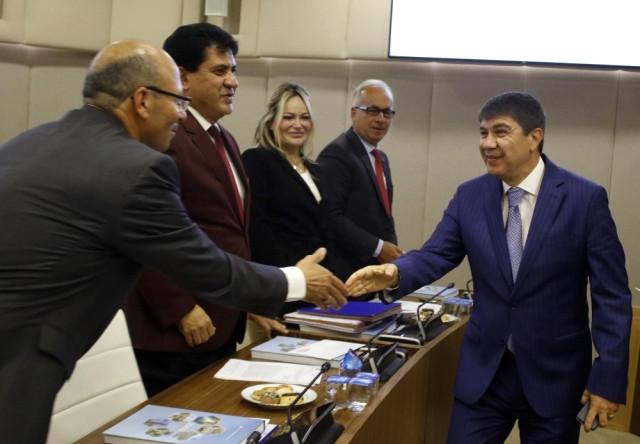 Büyükşehir Meclisi'nde Encümen ve Komisyon Üyeleri Seçildi
