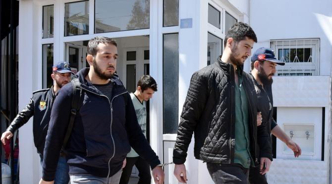 Antalya'da Dhkp-C Operasyonunda 7 Tutuklama