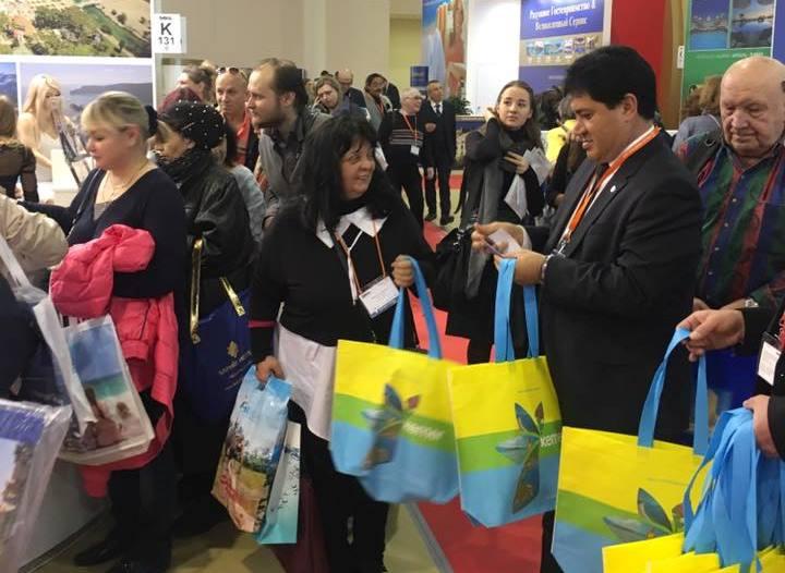Kemer Belediyesi Kazakistan Turizm Fuarı'na da katılıyor