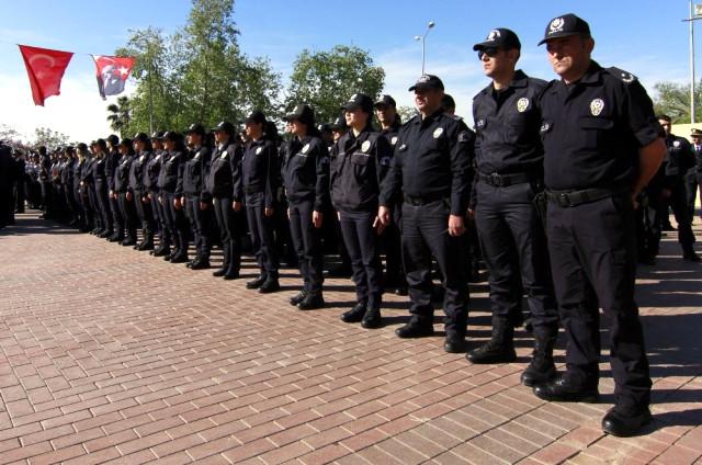 Türk Polis Teşkilatı'nın 172'nci Yıl Dönümü