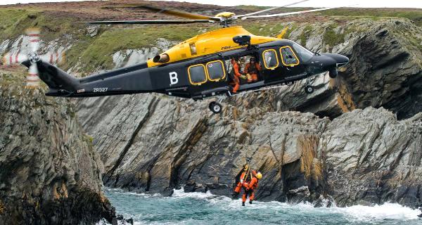 Vinçli Helikopter 24 Saat Hayat Kurtaracak