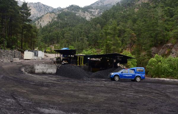 Kömür ocağında metan gazı 2 can aldı