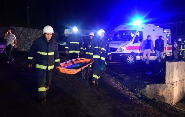 Kemerde madende metan gazından zehirlenen 2 işçi öldü