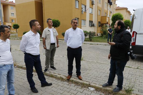 Antalya TOKİ konutlarında patlama: 2 ölü