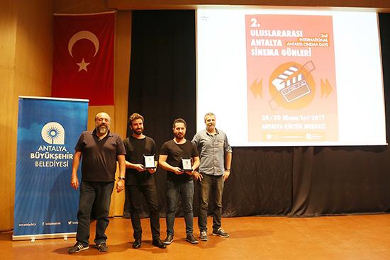 Türkiye'nin en iyi kısa filmleri Antalya'da yarıştı!