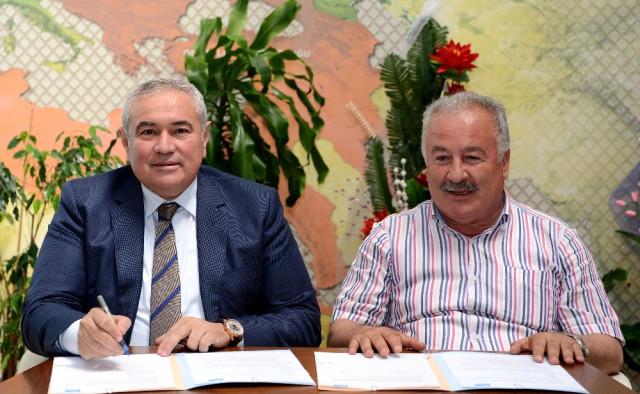 Antalya Ticaretinin Yapısını Değiştirecek Protokol