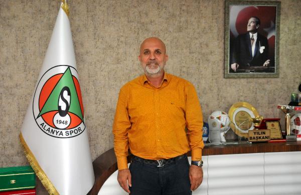 Aytemiz Alanyaspor Başkanı Çavuşoğlu'ndan eleştirilere yanıt