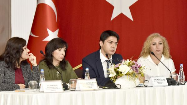 Antalya OSB'de doğa dostu çalıştay