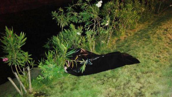 Kemer'de bir kişi Dereye düşüp öldü