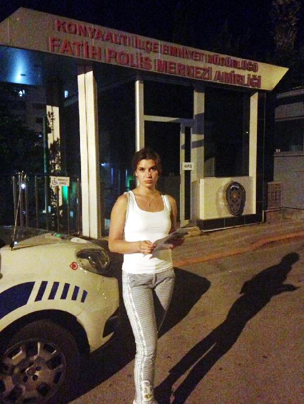 Rus sevgiliye kiralık katille ölüm tehdidi