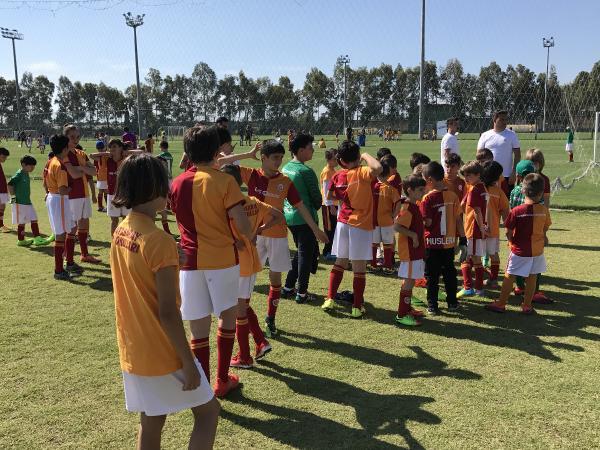 Galatasaray, Antalya'da yetenek avına çıktı