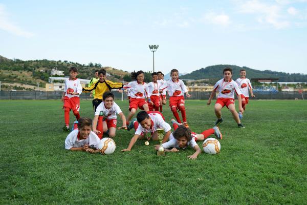 Kumluca'da futbol şöleni