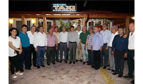 Büyükşehir Belediye Başkanı Türel'den Kemer'e Müjdeler