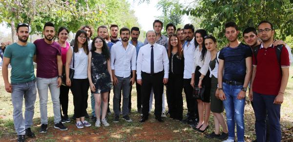 Öğrencilerin gözdesi Akdeniz Üniversitesi