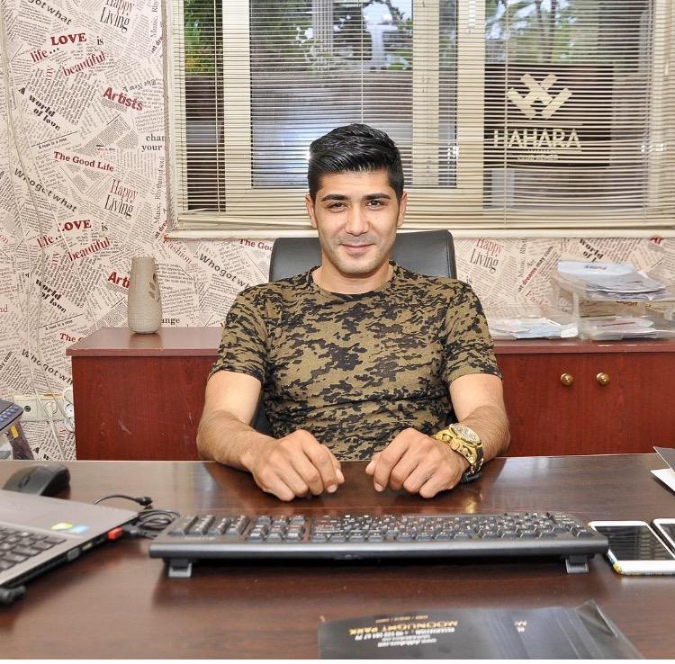 Türkiye Gençlik Teşkilatı Antalya il Başkanlığına Halil Canbolat atandı.