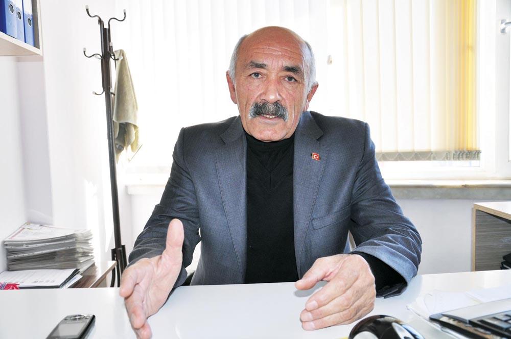 Turizm şoförleri başkanını kaybetti