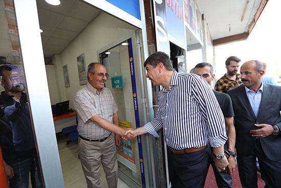 """Başkan Türel: """"Şırnak'ta bulunmamız önemli bir işaret fişeğidir"""""""