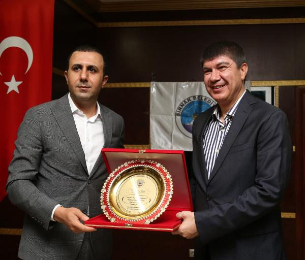 Antalya'dan Şırnak'a çıkartma