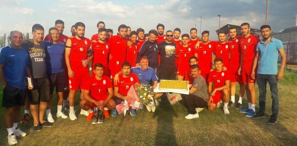 Antalyaspor'un pilot kulübü Kemerspor 2003