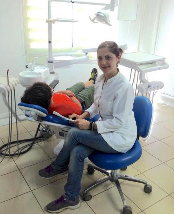 Diş merkezine yeni uzman
