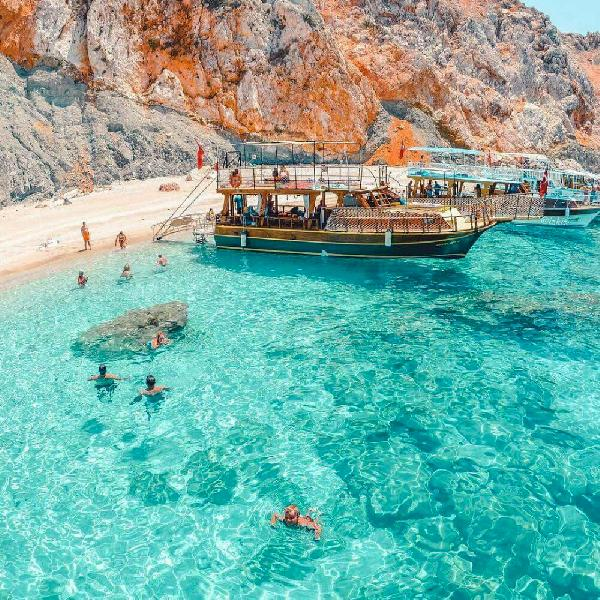 Antalya'nın Maldivleri