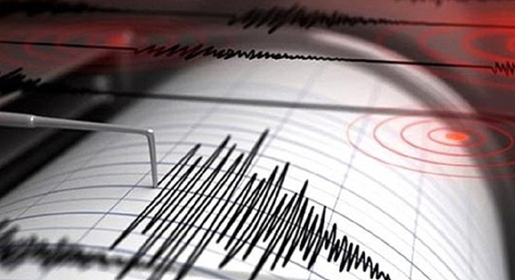 Akdeniz'de 3.2 büyüklüğünde deprem