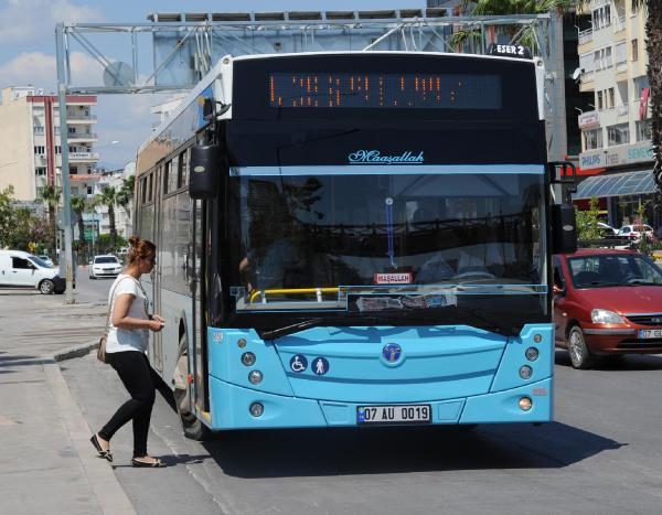 Otobüs saatleri SMS'le bildirilecek