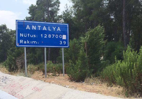 Antalya nüfusuna el ayarı