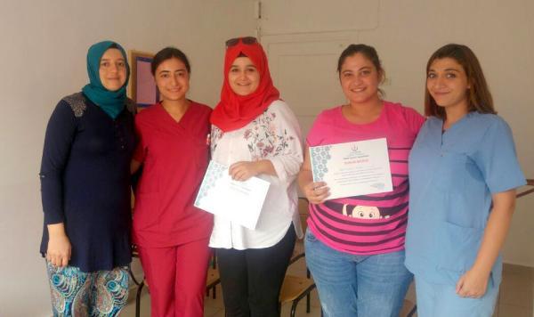 Hastaneye gebe bilgilendirme sınıfı