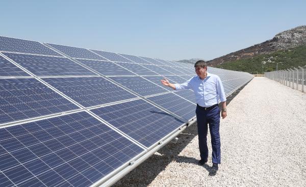 Büyükşehir çiftçinin sulamadaki elektriğini ücretsiz sağlayacak