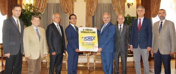Borsa'dan vali ve başkanlara YÖREX daveti