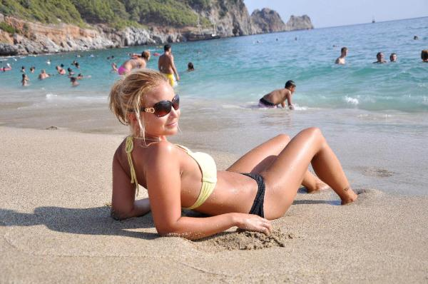 Turizmde Rus rekoru, yüzde 4 bin 330 artış